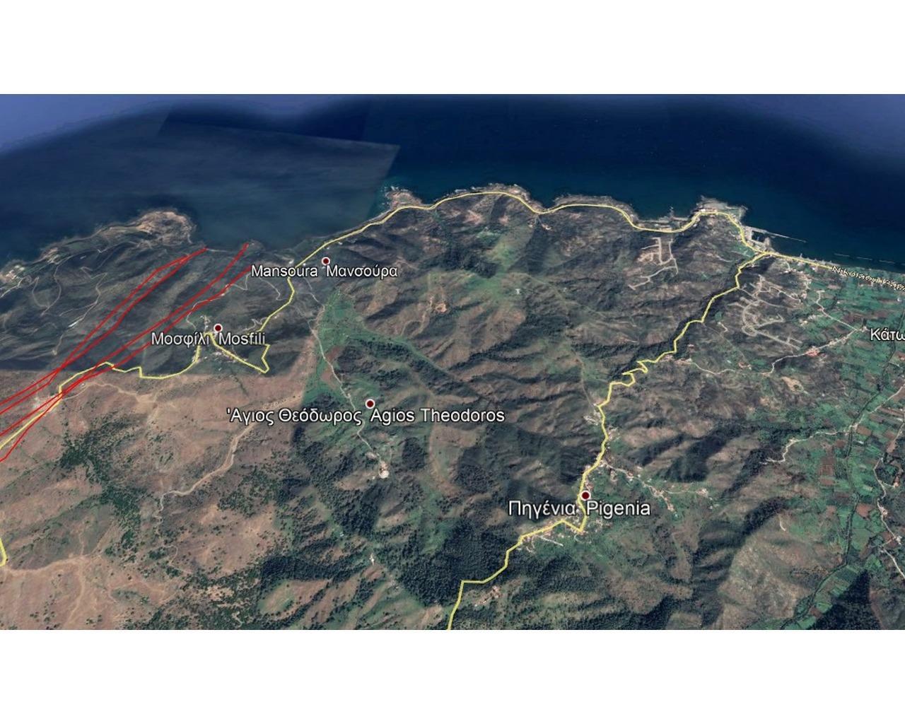 Land Nicosia(Pigenia)  297 SqMt for sale
