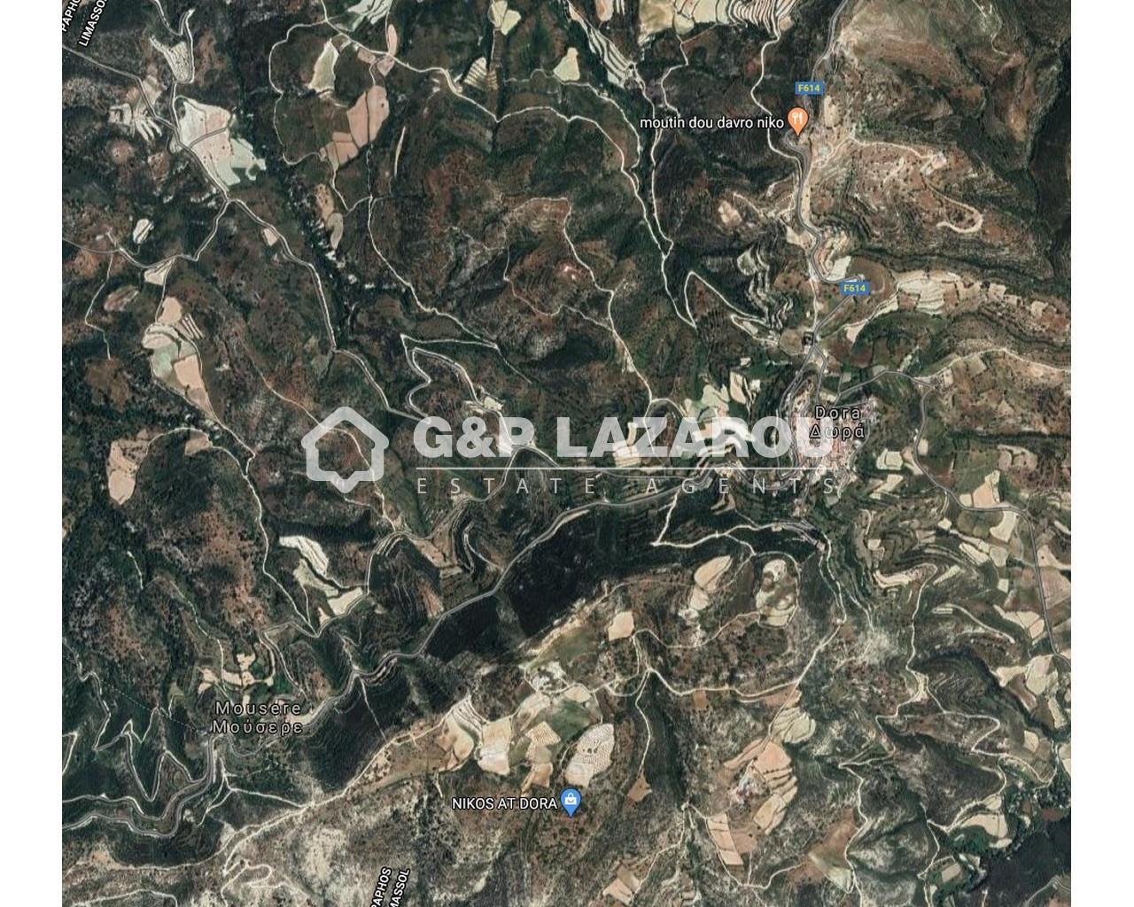 Land Limassol(Dora)  2676 SqMt for sale
