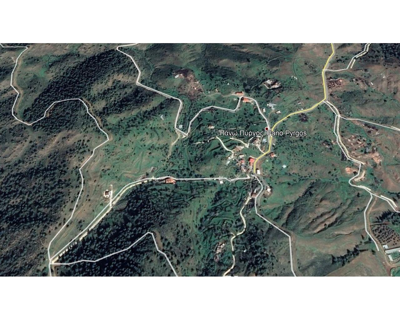 Land Nicosia(Pyrgos Pano)  26 SqMt for sale