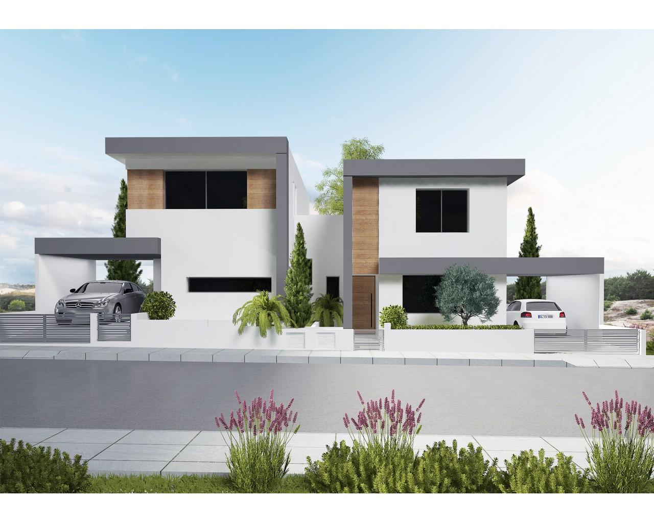 House Nicosia(Latsia)  4 Bedrooms 2 Bathrooms 189 SqMt for s.....