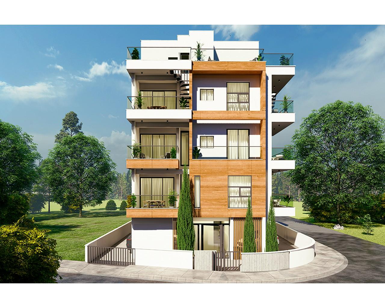 Apartment Limassol(Zakaki)  2 Bedrooms 2 Bathrooms 68.5 SqMt.....
