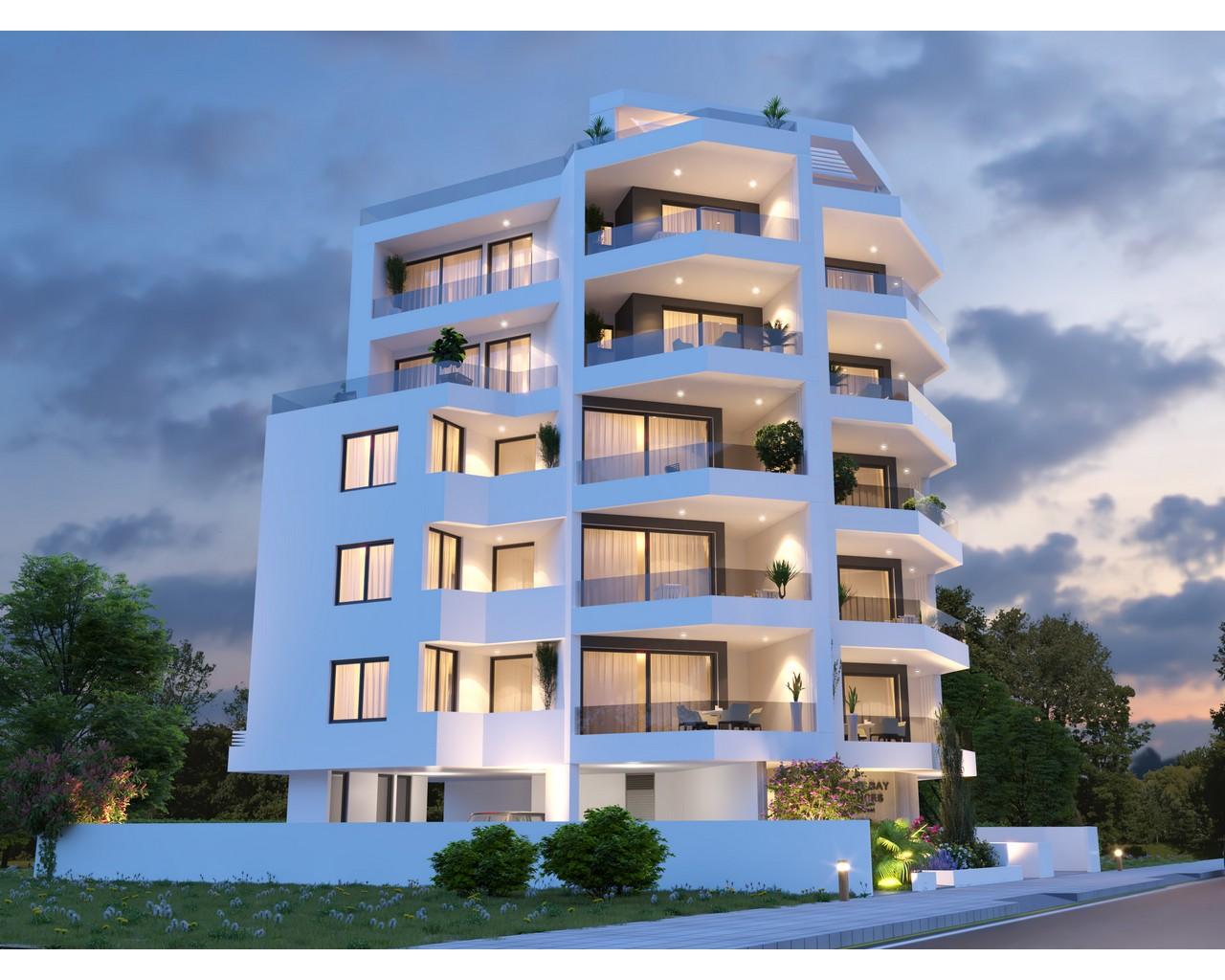 Apartment Larnaca(Mackenzie)  2 Bedrooms 2 Bathrooms 85 SqMt.....