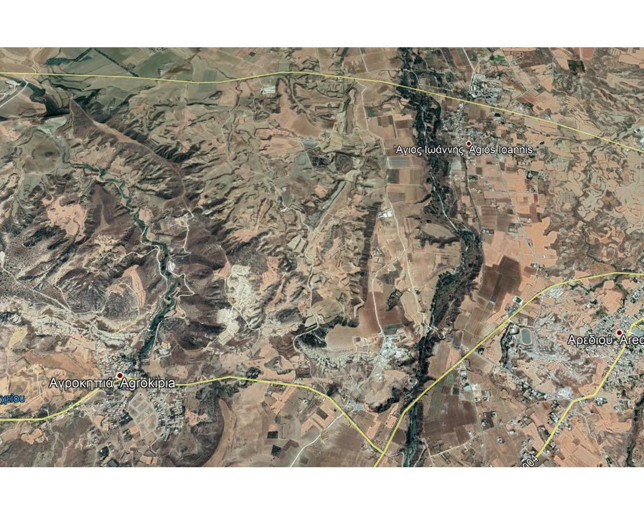 Land Nicosia(Malounta)  780 SqMt for sale