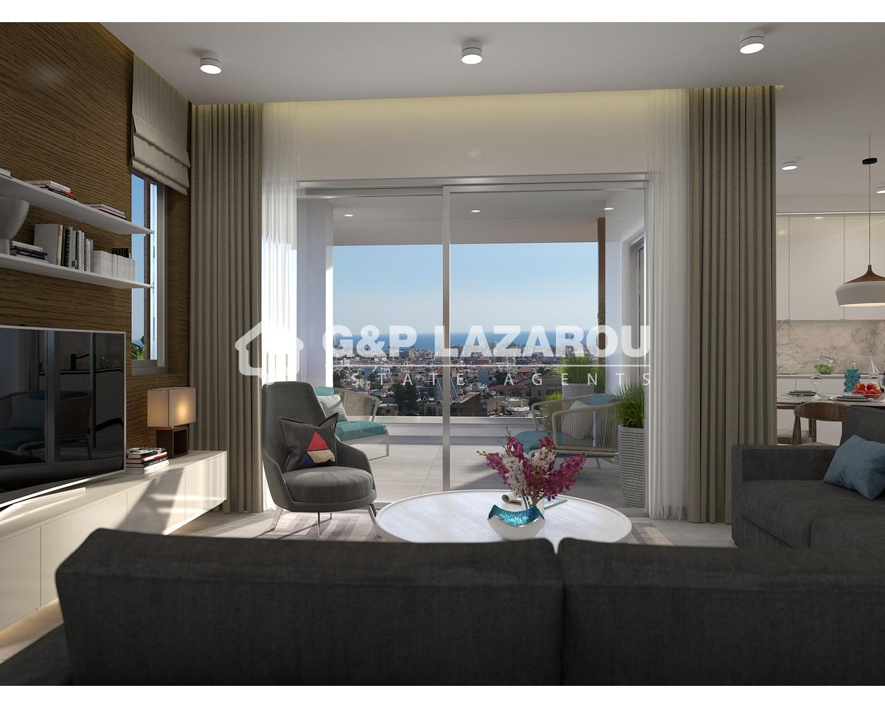 Apartment Limassol(Mesa Yitonia)  2 Bedrooms 1 Bathroom 86 S.....