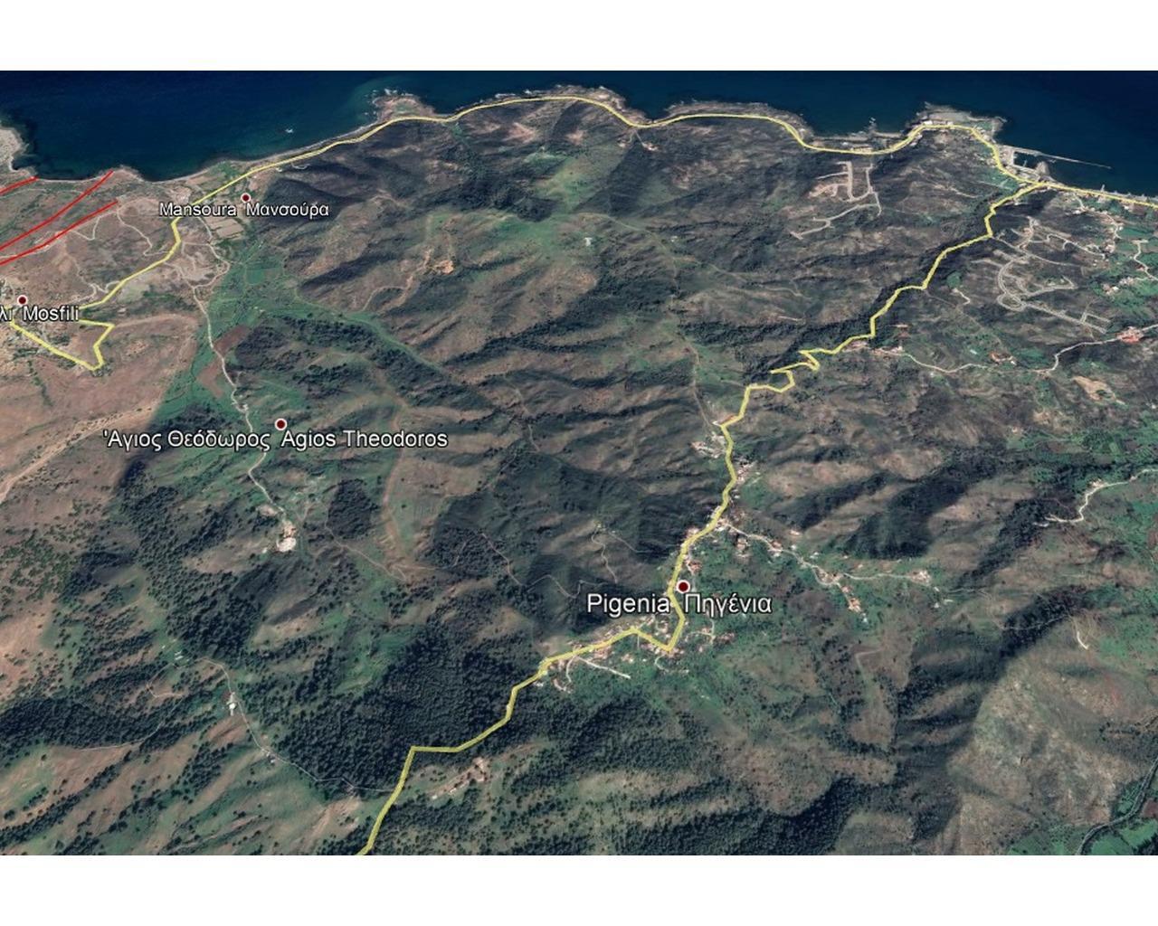 Land Nicosia(Pigenia)  710 SqMt for sale
