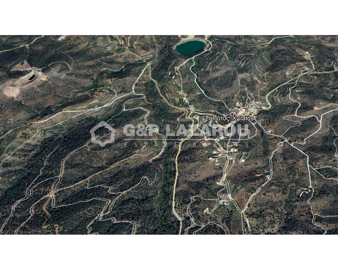 Land Nicosia(Xyliatos)  1673 SqMt for sale
