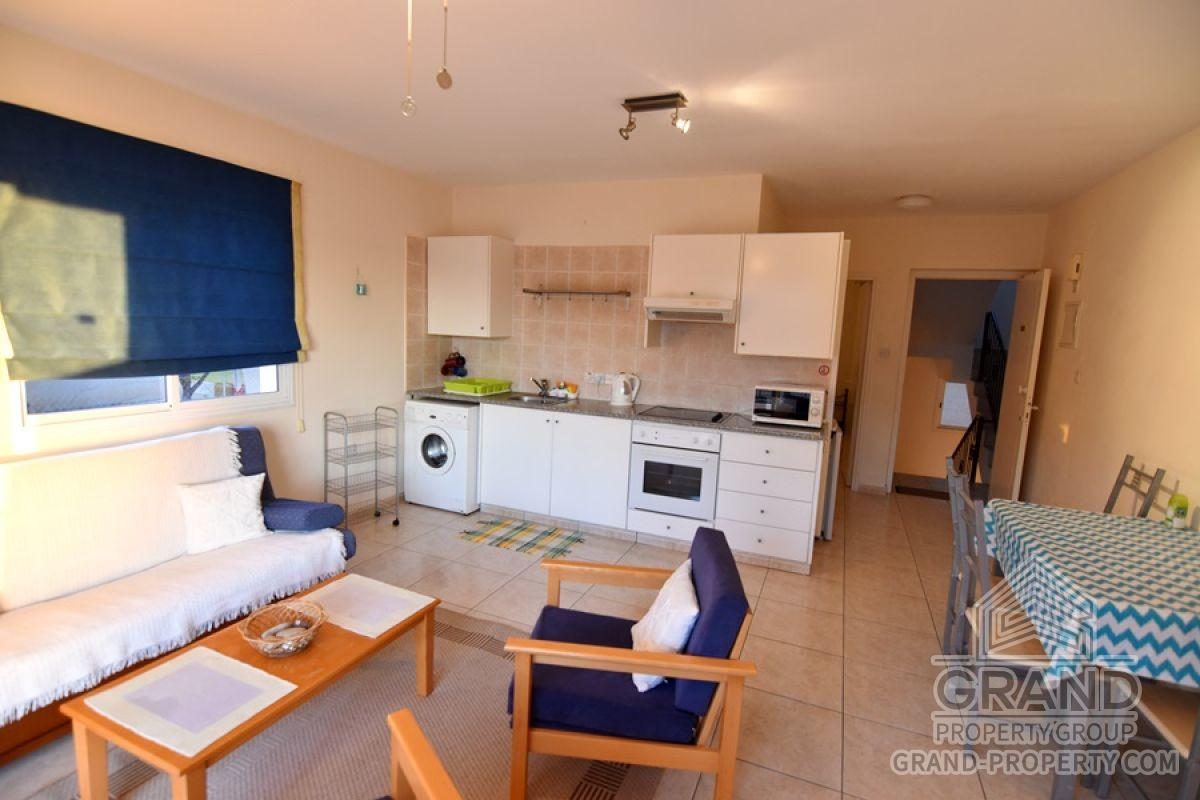 X8858  Apartment 1 Bedroom 1 Bathroom Paphos Pegeia Long Ter.....
