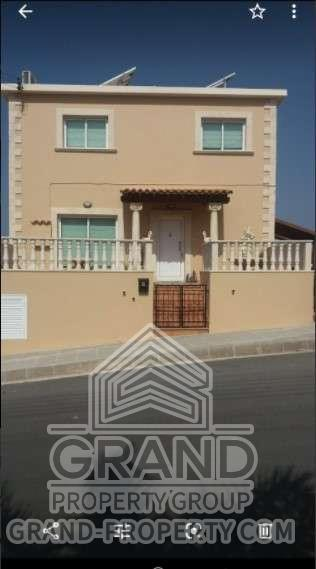 2851  Townhouse 5 Bedrooms 3 Bathrooms 200 SqMt Paphos Timi.....