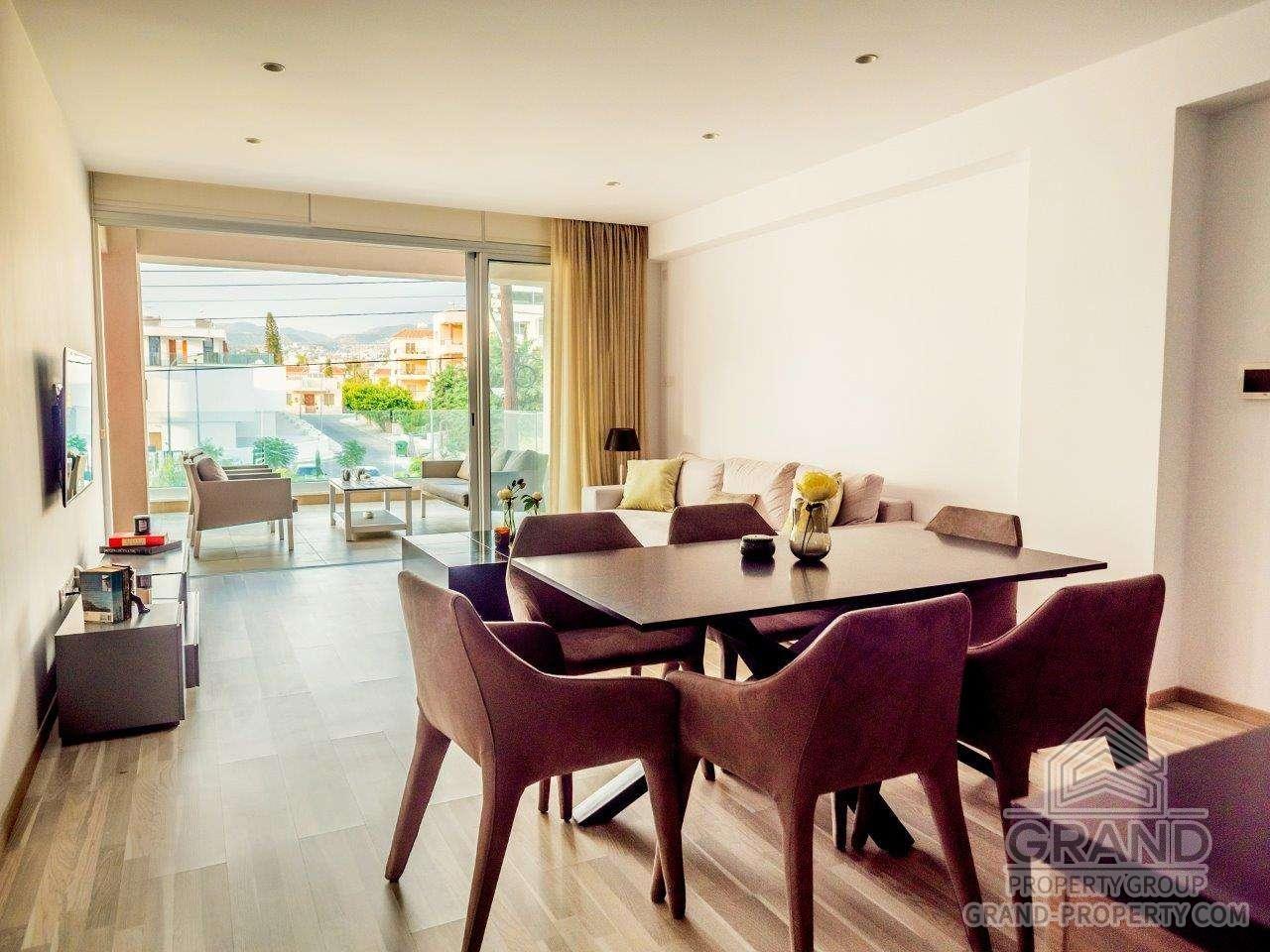 1057  Apartment 3 Bedrooms 2 Bathrooms 122 SqMt Limassol Mes.....