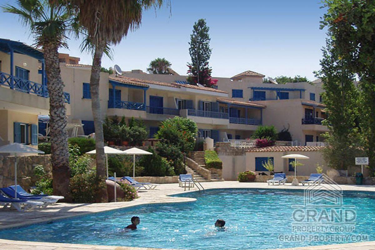 X17401  Apartment 2 Bedrooms 1 Bathroom 54.00 SqMt Paphos Ch.....