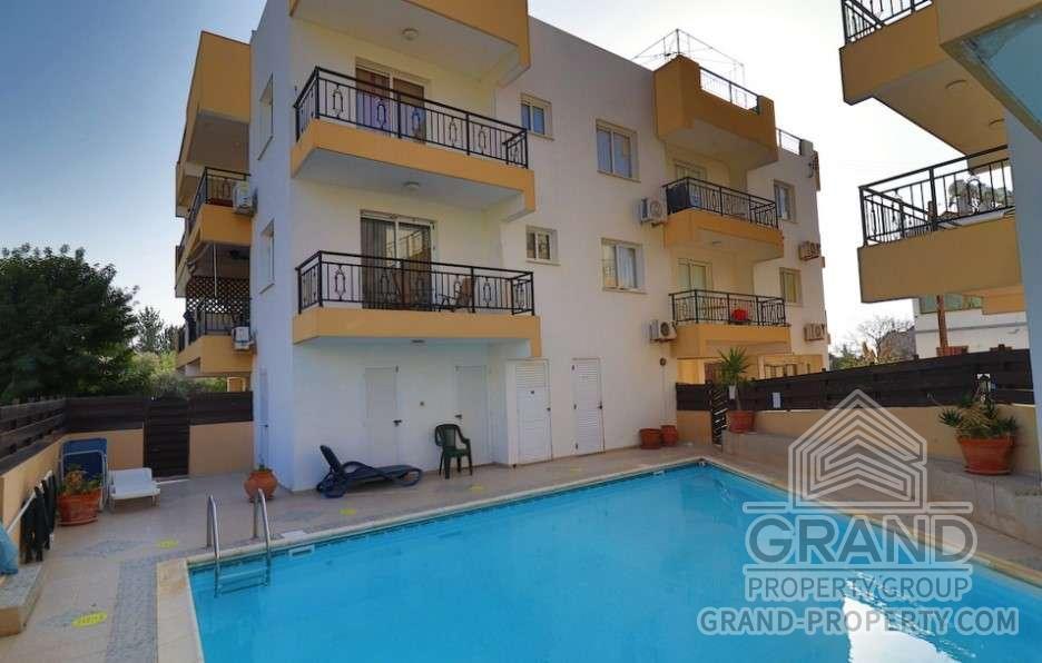 2771  Apartment 1 Bedroom 1 Bathroom Paphos Mouttalos Long T.....