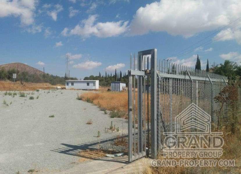 1517  Land 4500 SqMt Nicosia Alambra Long Term Rental 4500 S.....