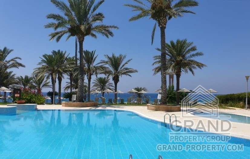 1614  Apartment 1 Bedroom 550 SqMt Paphos Agios Ioannis Long.....