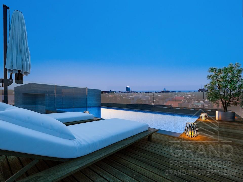 N19261  Apartment 1 Bedroom 1 Bathrooms 80 SqMt Limassol Mes.....