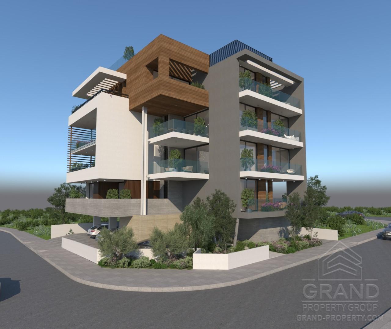 N26163  Apartment 2 Bedrooms 2 Bathrooms 115 SqMt Limassol M.....