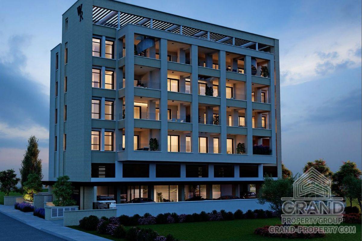 X15749  Apartment 2 Bedrooms 2 Bathrooms 77.57 SqMt Limassol.....