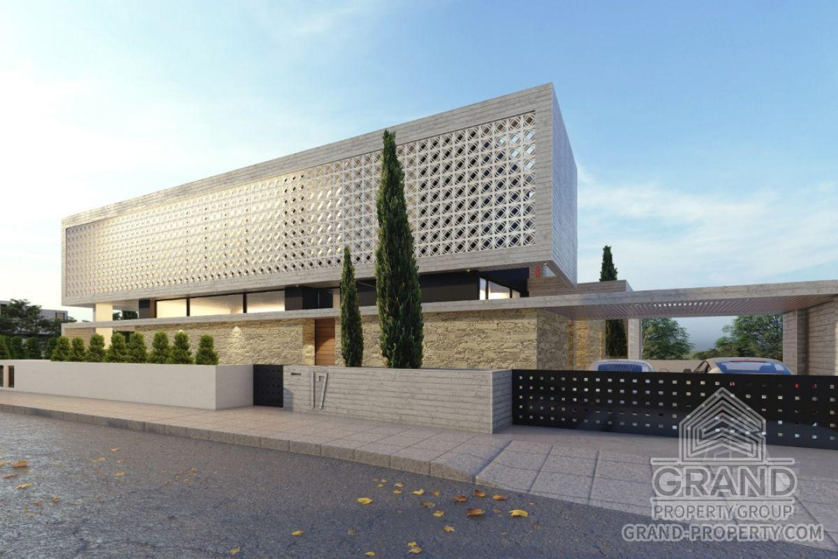 1242  Villa 6 Bedrooms 5 Bathrooms 907.00 SqMt Limassol Kalo.....