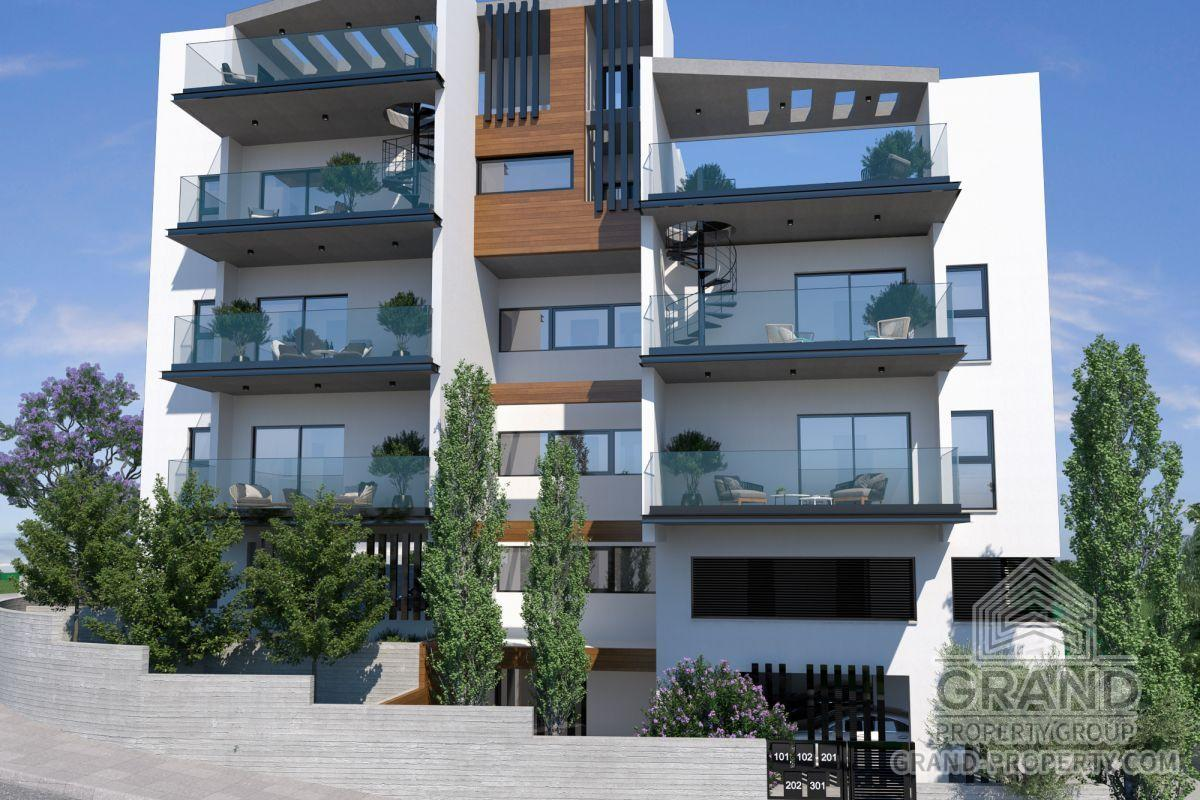 X17069  Apartment 2 Bedrooms 77.00 SqMt Limassol Mesa Geiton.....
