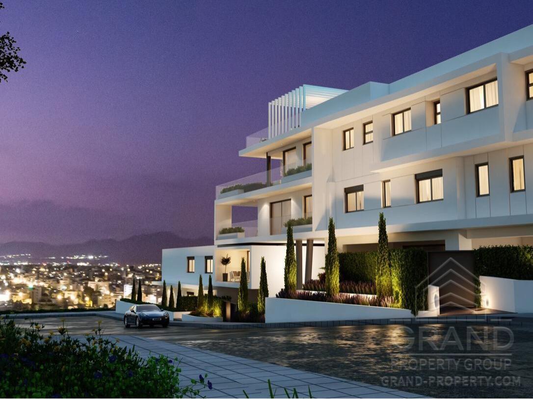 N29698  Apartment 2 Bedrooms 1 Bathrooms 99 SqMt Nicosia  Sa.....
