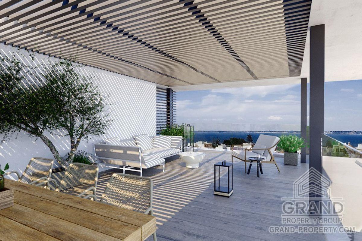 X12911  Apartment 3 Bedrooms 112.00 SqMt Limassol Mesa Geito.....