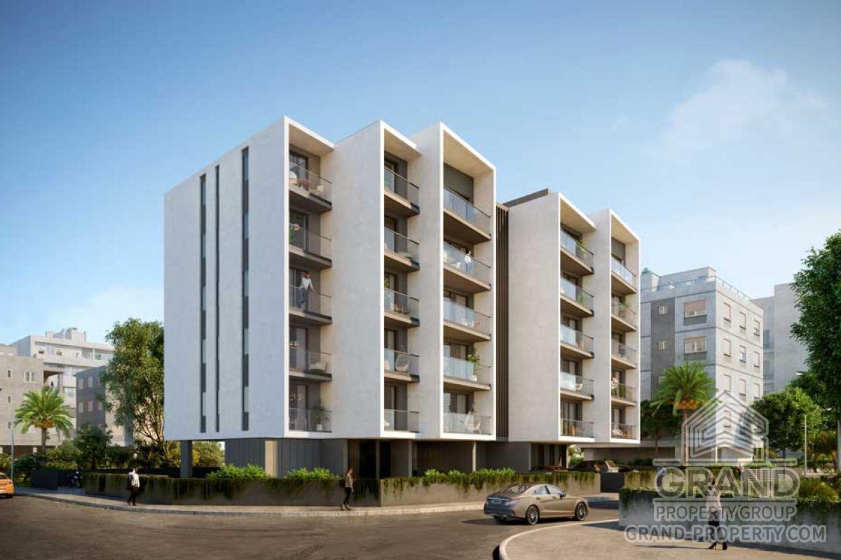 X16925  Apartment 1 Bedroom 1 Bathrooms 53.10 SqMt Nicosia S.....
