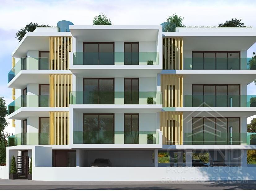 N18729  Apartment 2 Bedrooms 2 Bathrooms 128 SqMt Nicosia  S.....