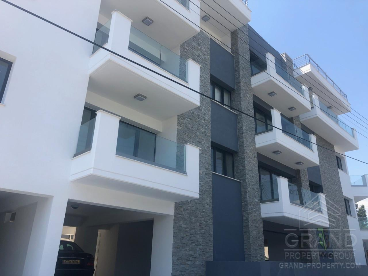 N31013  Apartment 2 Bedrooms 2 Bathrooms 123 SqMt Limassol M.....