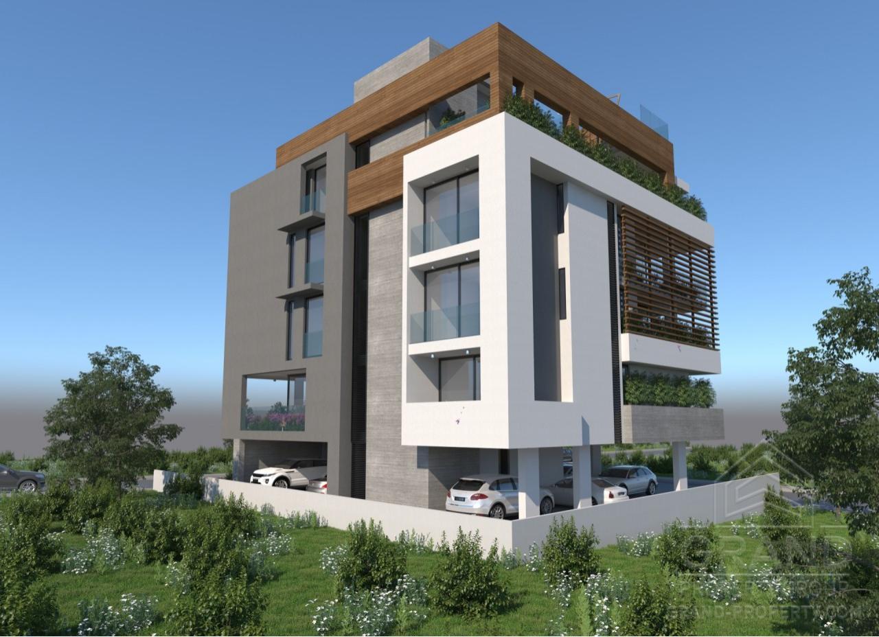 N26162  Apartment 2 Bedrooms 2 Bathrooms 136 SqMt Limassol M.....