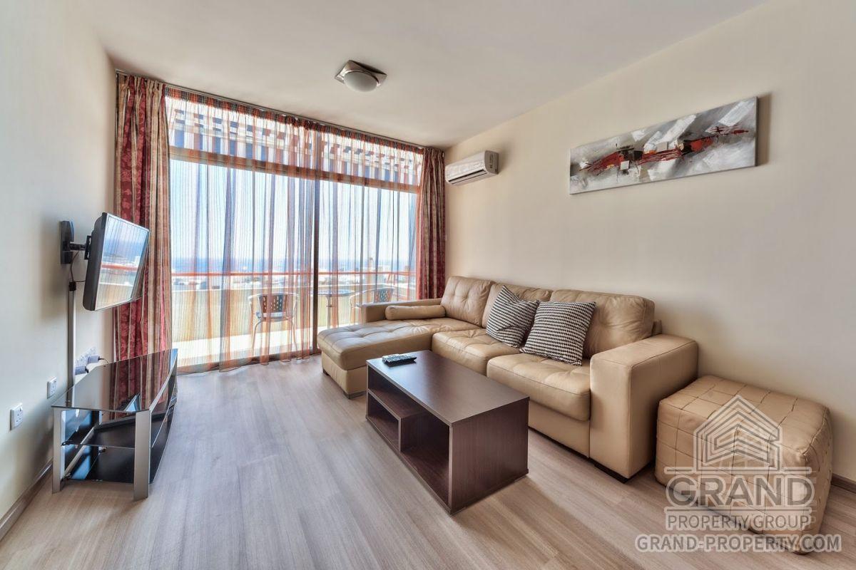 X12471  Apartment Limassol Parklane Short Term Rental