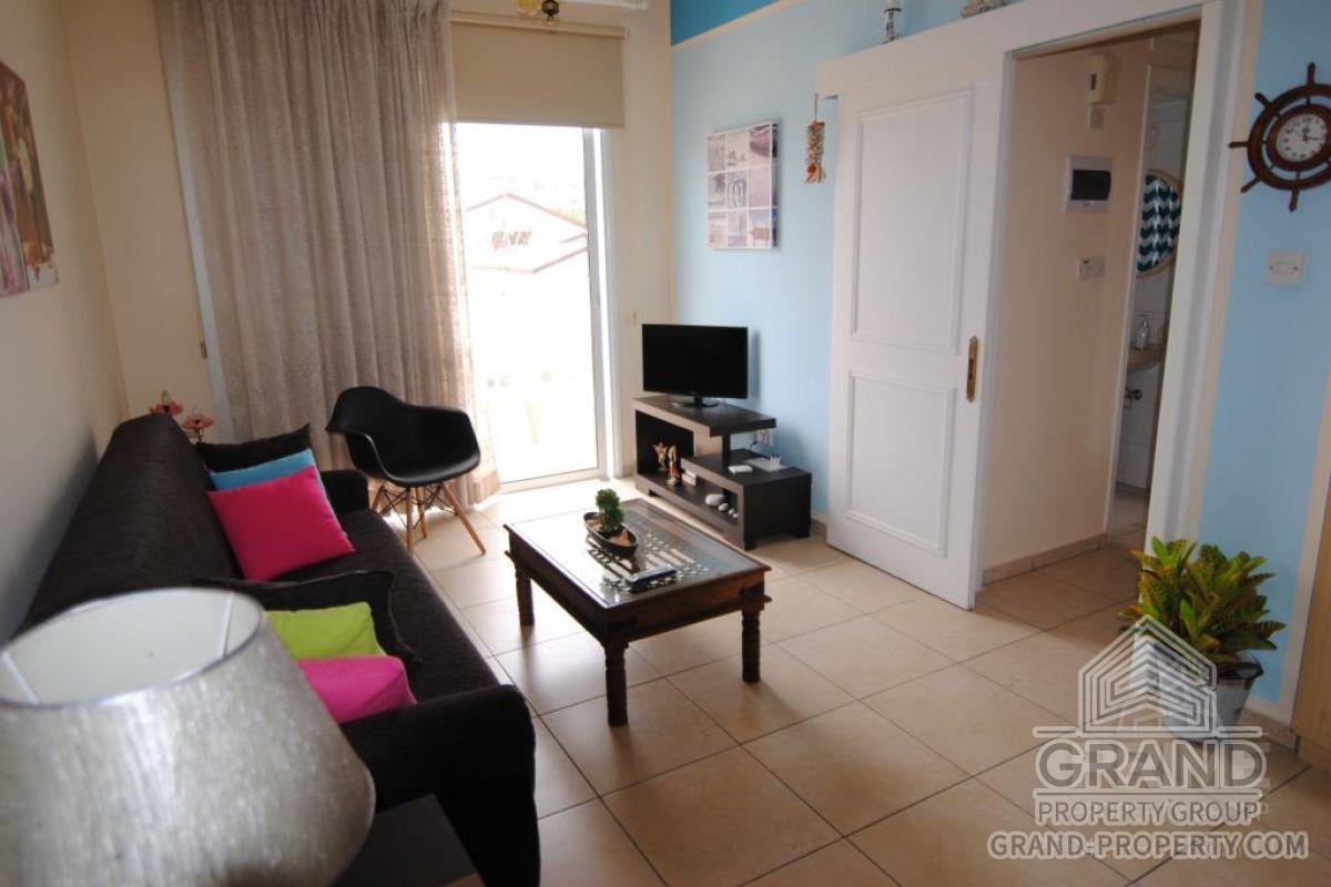 X10699  Apartment 1 Bedroom 1 Bathroom 38.00 SqMt Larnaca Ci.....