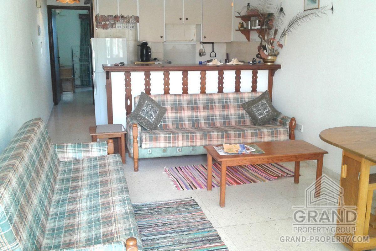 X7976  Apartment 1 Bedroom 1 Bathroom 45.00 SqMt Paphos King.....