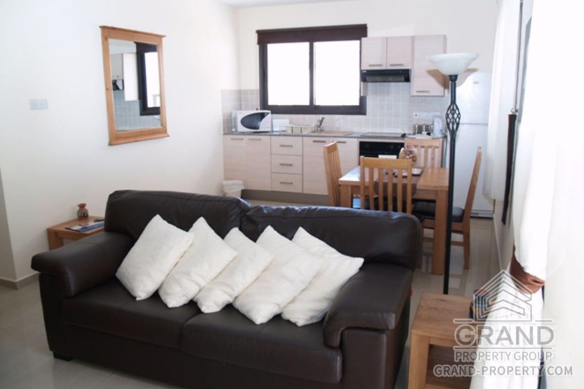 X4053  Apartment 1 Bedroom 1 Bathroom Protaras Kapparis Shor.....