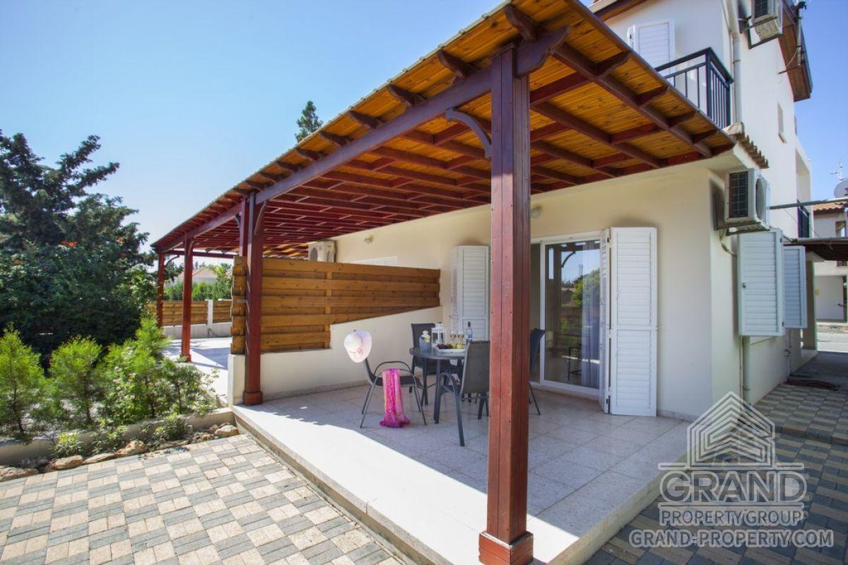 X8797  Villa 2 Bedrooms 1 Bathroom Larnaca Kiti Short Term R.....