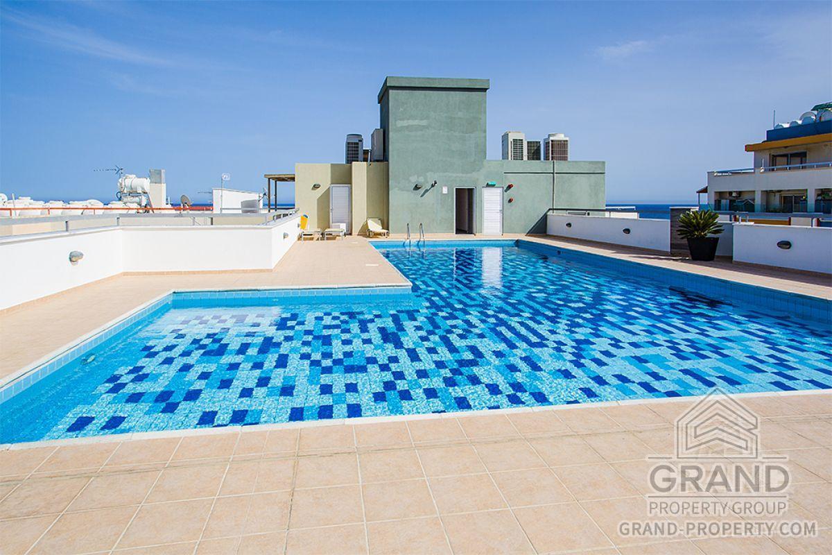 X12193  Apartment 1 Bedroom 1 Bathrooms 70.00 SqMt Limassol.....