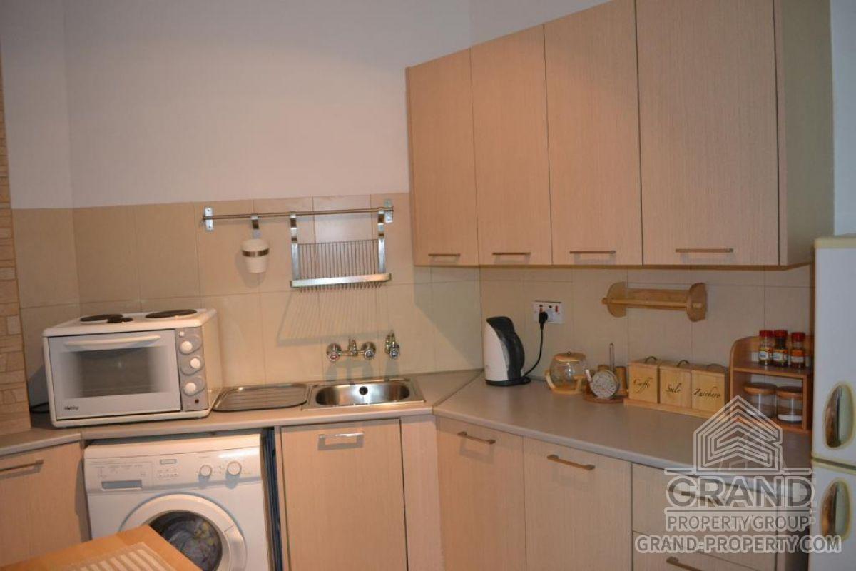 X7519  Apartment 1 Bedroom Larnaca City Center Short Term Re.....