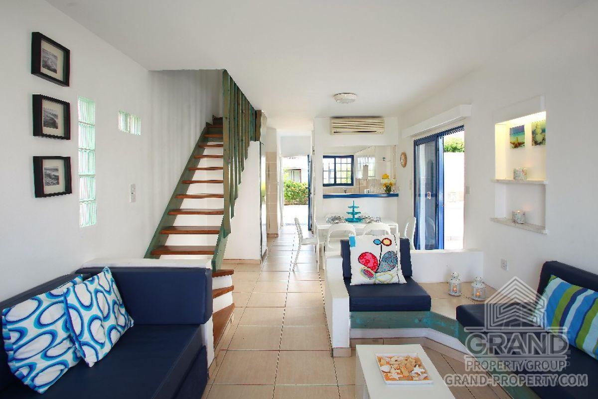 X5199  Villa 2 Bedrooms 2 Bathrooms Protaras City Center Sho.....