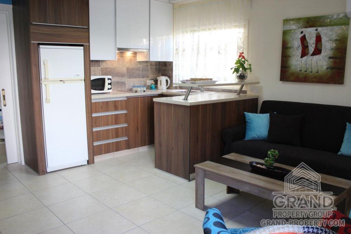X10482  Apartment 1 Bedroom 1 Bathroom 37.00 SqMt Larnaca Ci.....