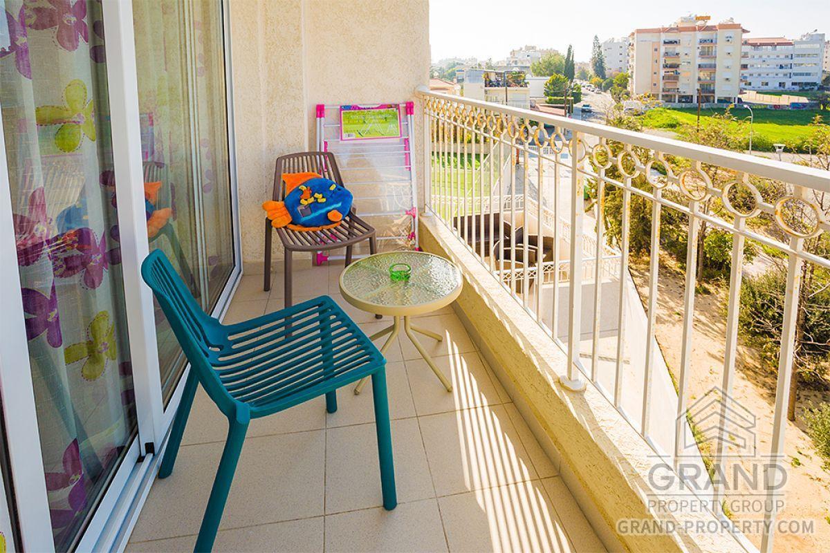 X8453  Apartment 1 Bedroom 1 Bathrooms 55.00 SqMt Limassol P.....