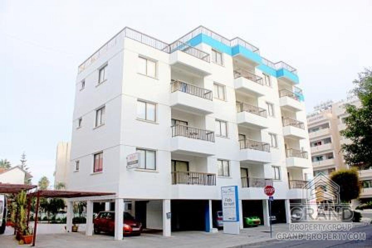 X4338  Apartment 1 Bedroom 1 Bathrooms Larnaca City Centre S.....