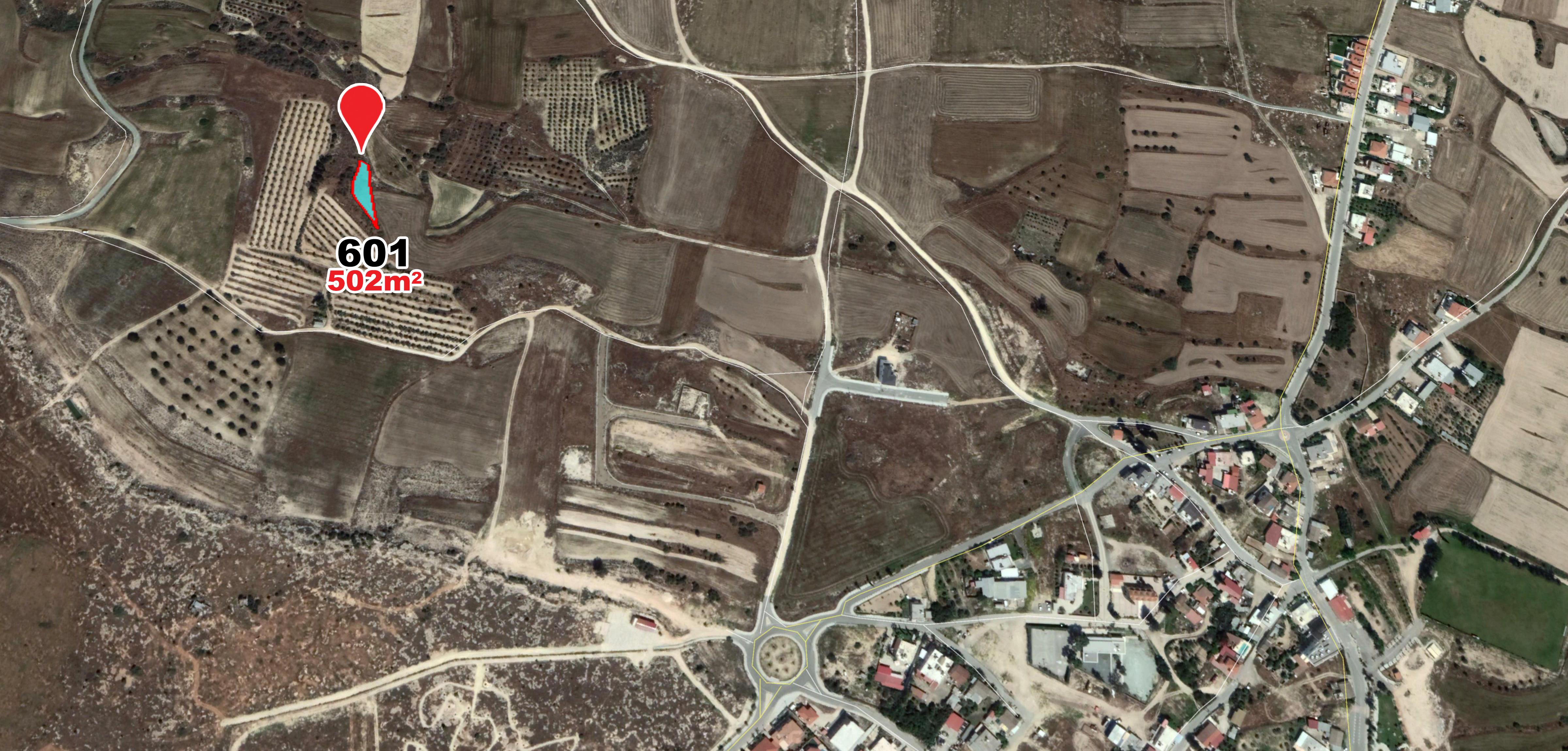 Land Parcel 601 in Deneia  For Sale Nicosia, Deneia