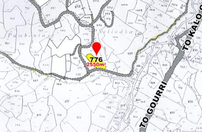 Land Parcel 776 in Gourri  For Sale Nicosia, Gourri