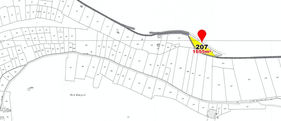 Land Parcel 207 in Kokkinotrimithia  For Sale Nicosia, Kokki.....