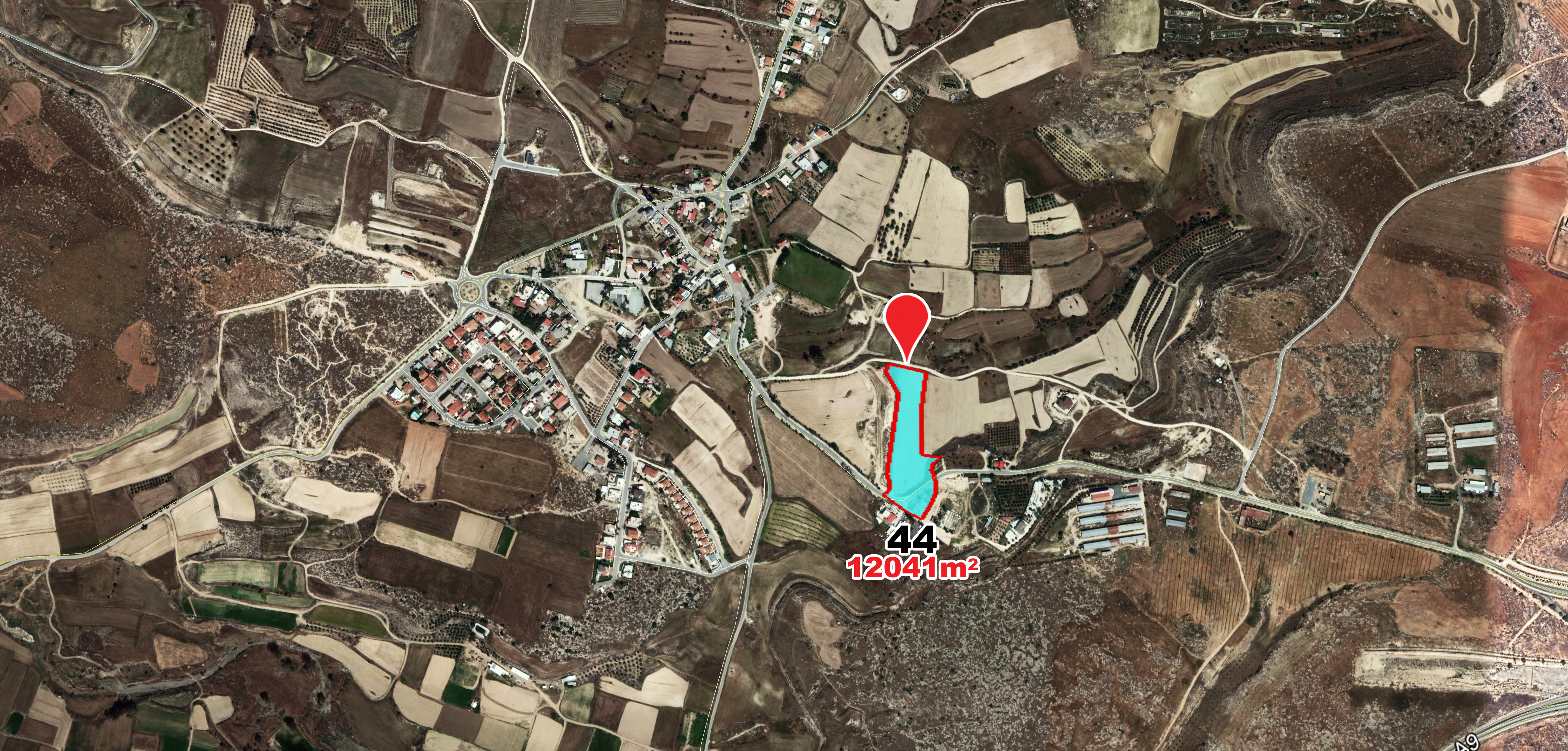 Land Parcel 44 in Deneia  For Sale Nicosia, Deneia