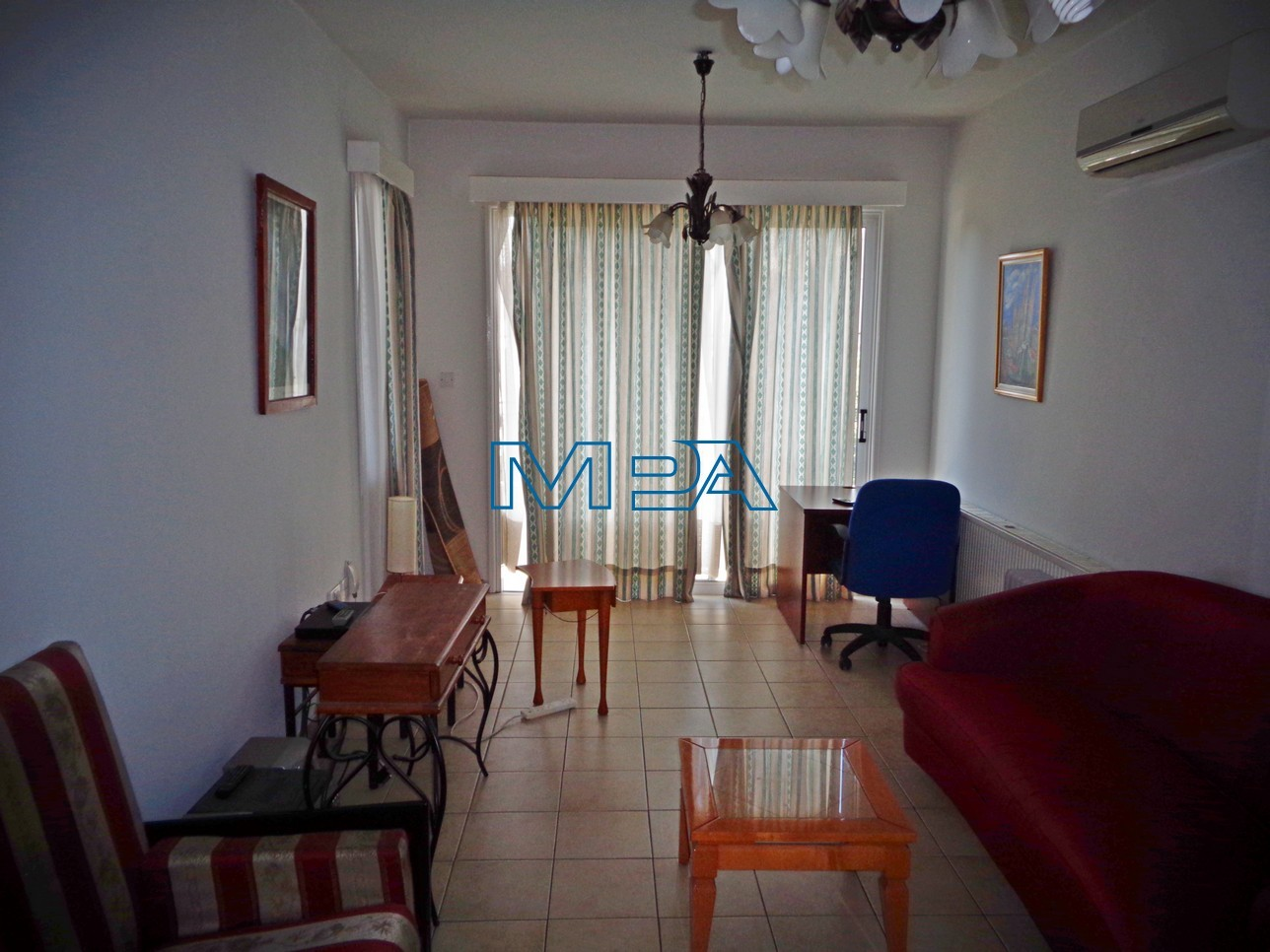 Upper House Apartment in Strovolos for Rent  3 Bedrooms 1 Ba.....