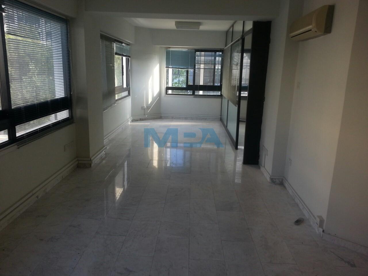 Office For Rent in Nicosias City Center  60 SqMt Nicosias Ci.....