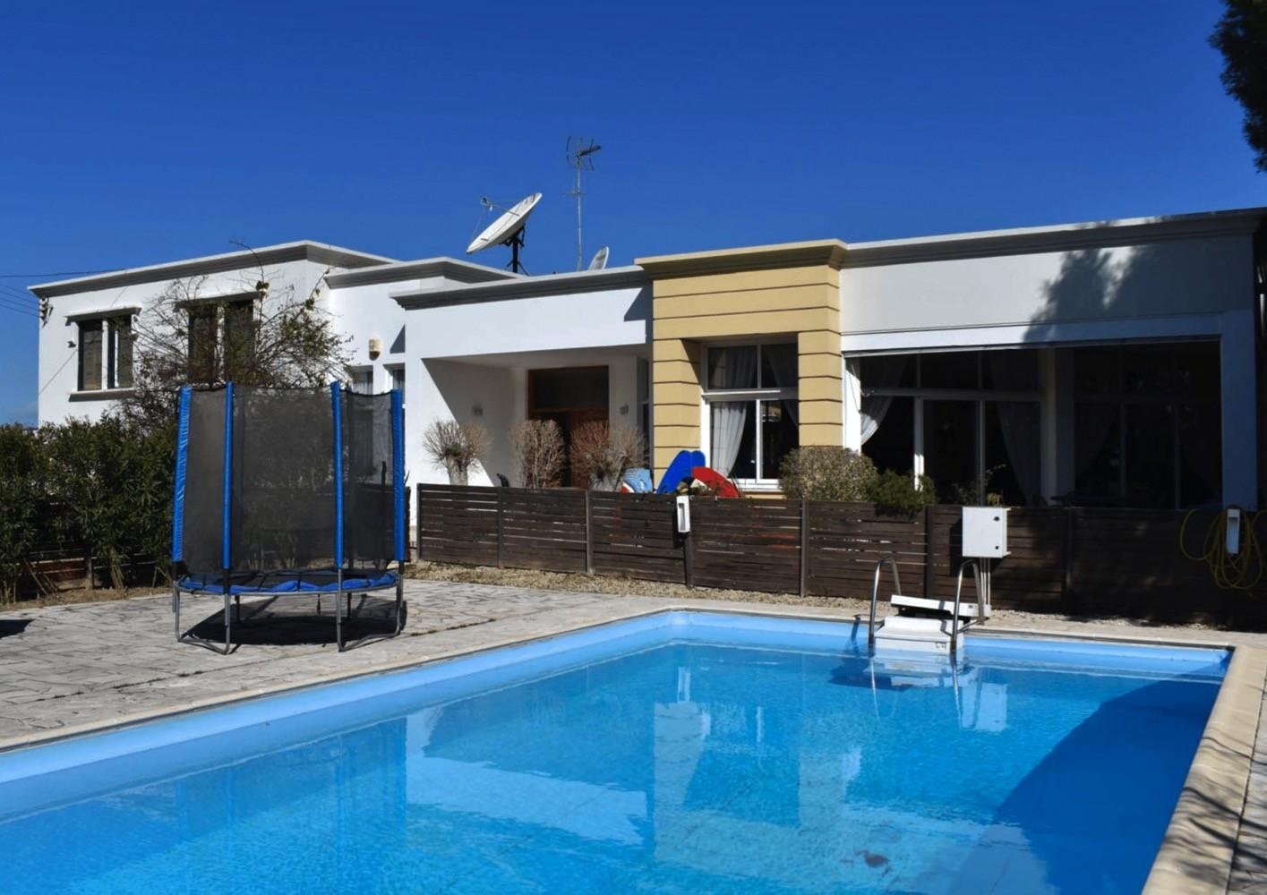 House in Egkomi for Sale  4 Bedrooms 2 Bathrooms 396 SqMt Eg.....
