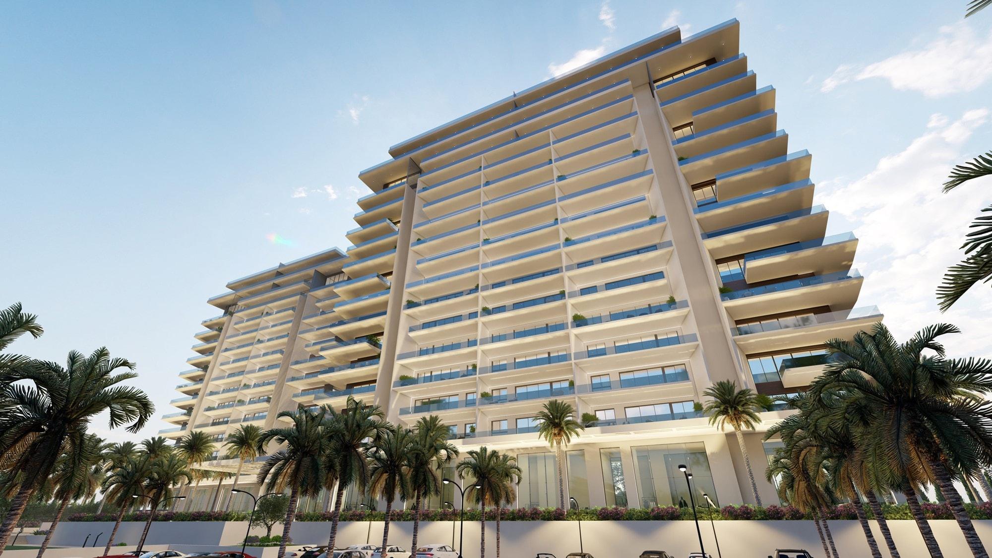 Apartment in Kato Paphos  121 SqMt 2 Bedrooms 2 Bathrooms Fo.....