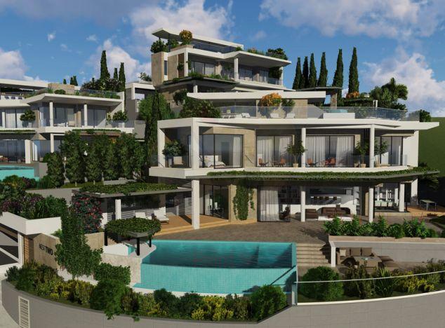 Villa  Limassol, Agios Tychonas 5 Bedrooms 687.6 SqMt for sa.....