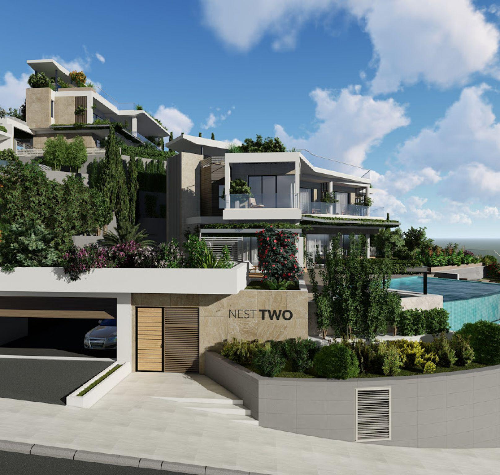 Under Construction 5 bedroom Villa in Ayios Tychonas, Limass.....