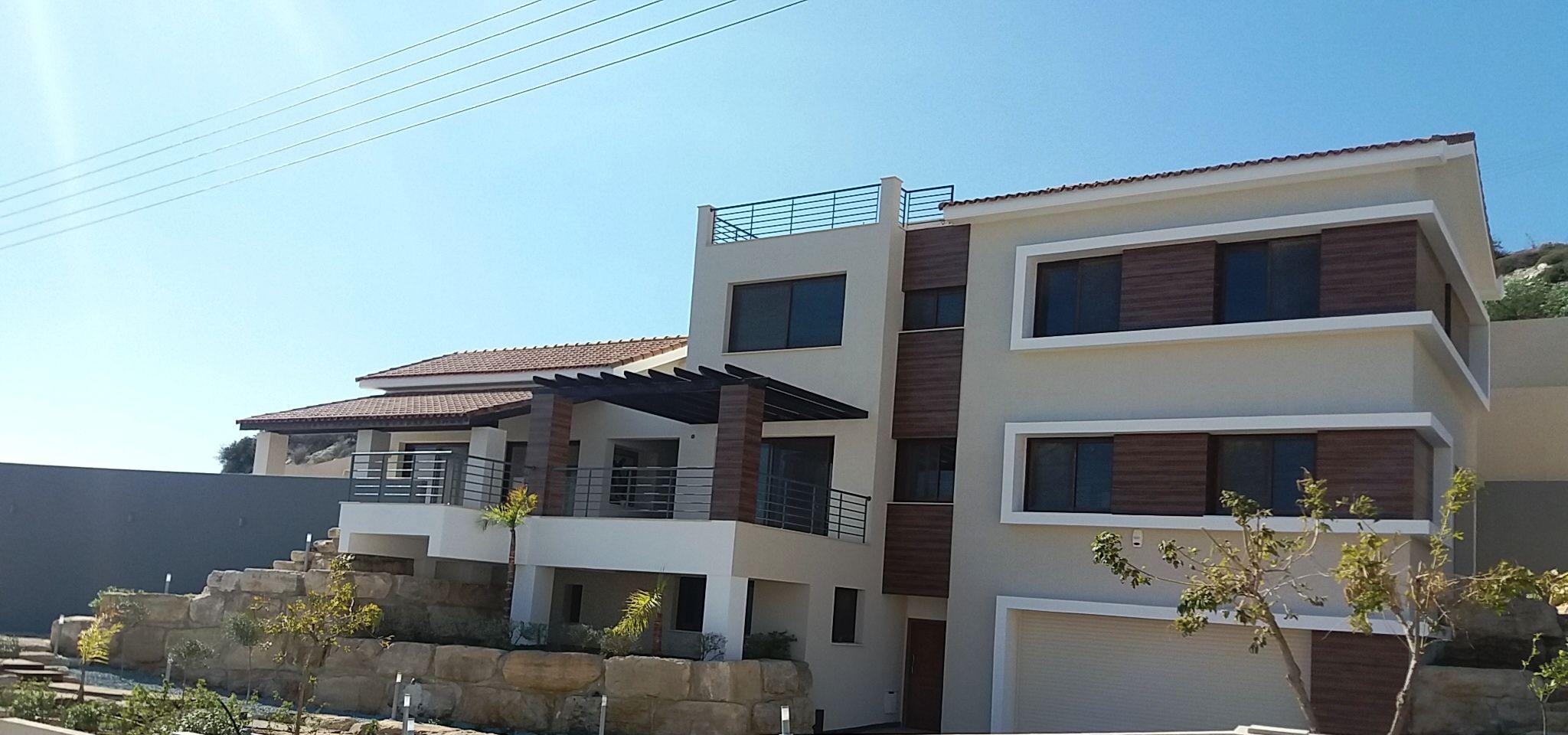 6 Bedroom Villa with amazing Sea Views In Agios Tychonas  6.....